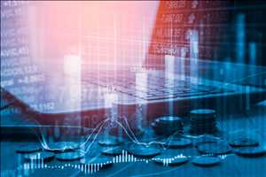 Aplikasi Layanan Keuangan Pasar