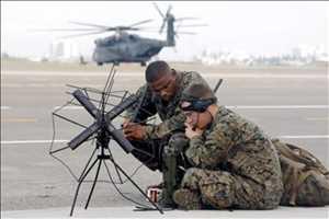 Komunikasi Militer Pasar