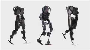 Eksoskeleton Robotika Pasar
